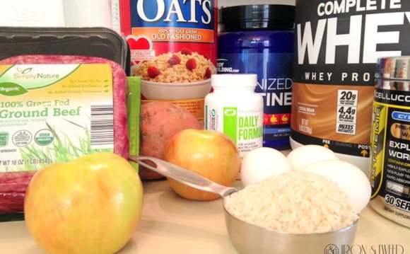 Budget Bodybuilding: Meal and