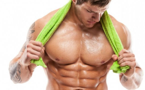 For More Upper Body Muscle