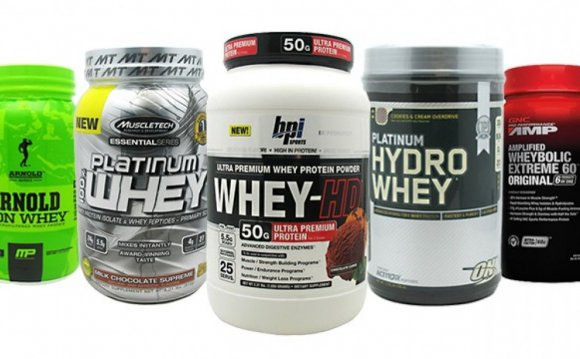 Best protein supplements to building muscle