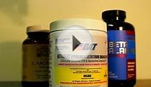 Best Supplements for building muscle (Teen Bodybuilder) 2015