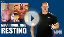 Bodybuilding Workout Schedule - MI40X Excellent Muscle