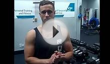Muscle Building Workout Finisher: Workout Finisher to