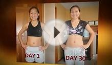 My (P90x Lean) Transformation -Day 90 (p90x Results)
